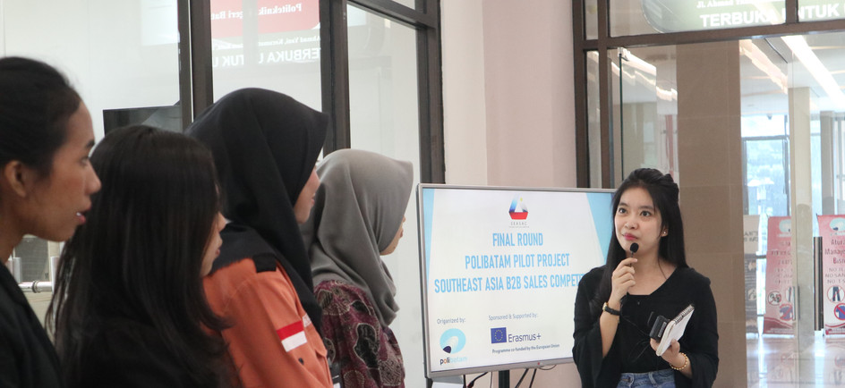 Sales Competition @State Polytechnic Batam