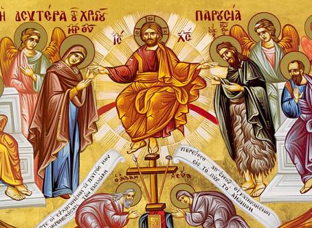 Sermon on the Sunday of the Last Judgement: Matthew 25:31-46