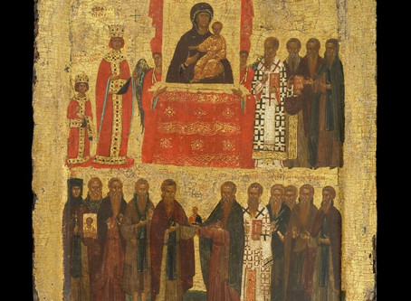 Sermon on the Sunday of Orthodoxy 2019