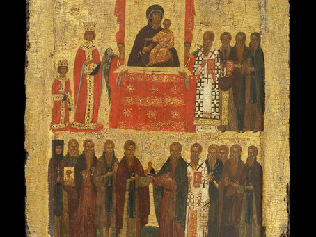 Sermon on the Sunday of Orthodoxy 2019