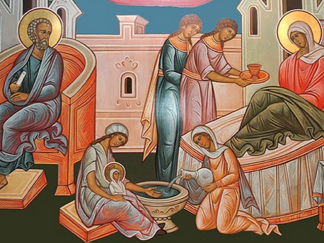 The Nativity of Mary, Theotokos