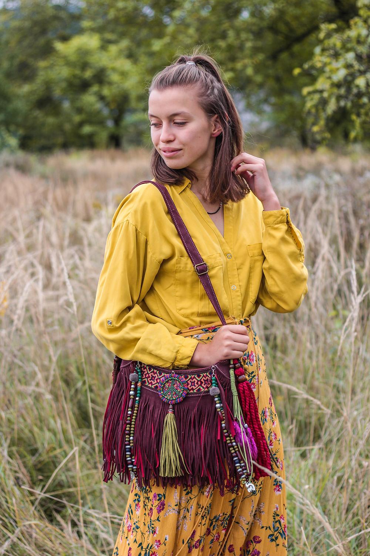 bohemian outfit, spell maxi skirt, boho dress