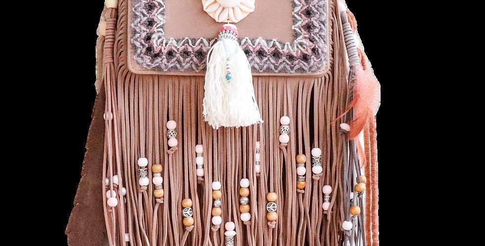 Shellie Leather Bag