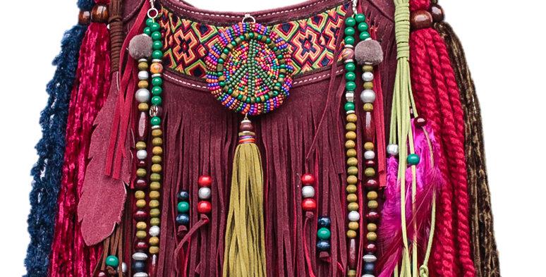 Hippi Fringe Bag
