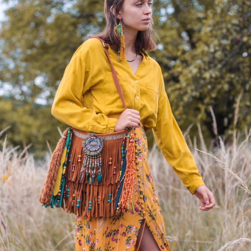 colorful bohemian bag crossbody