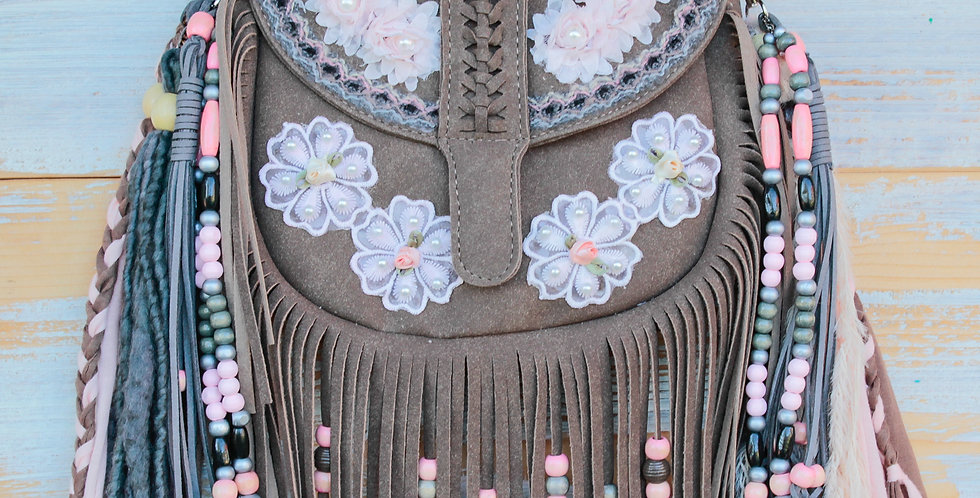 Florencia Fringe Bag