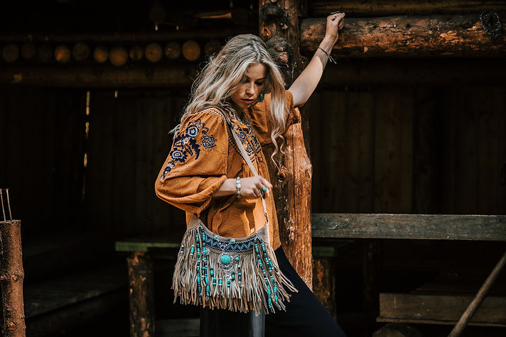 summer accessories, how to style boho,