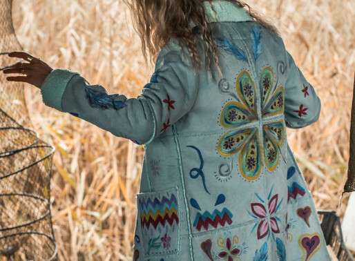 How To Style Boho In Winter