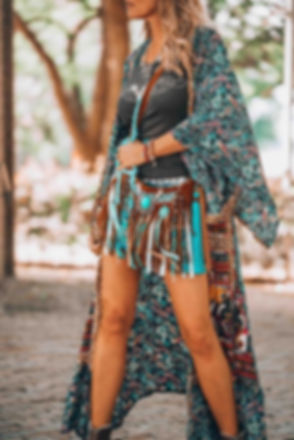 turquoise jewelry ibiza boho girl
