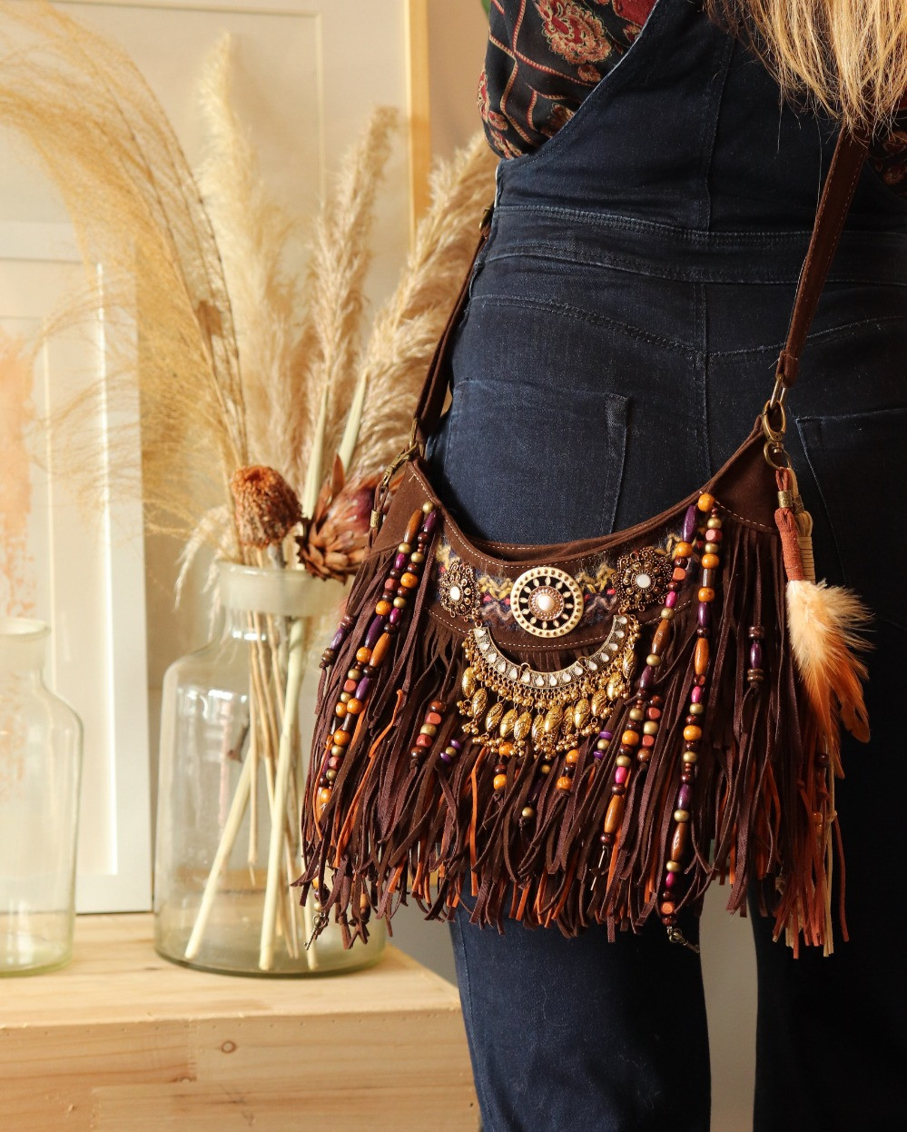 must-have fall accessories boho