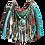 Thumbnail: Emerald Fringe Bag