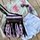 Thumbnail: Coral Fringe Bag