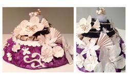 cake hat_fiber arts