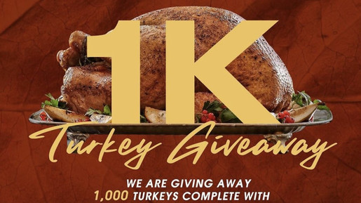 WCCO covers PRISM's 1K Turkey Giveaway
