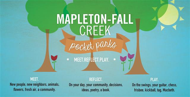 Mapleton Fall Creek Dev. Corp.