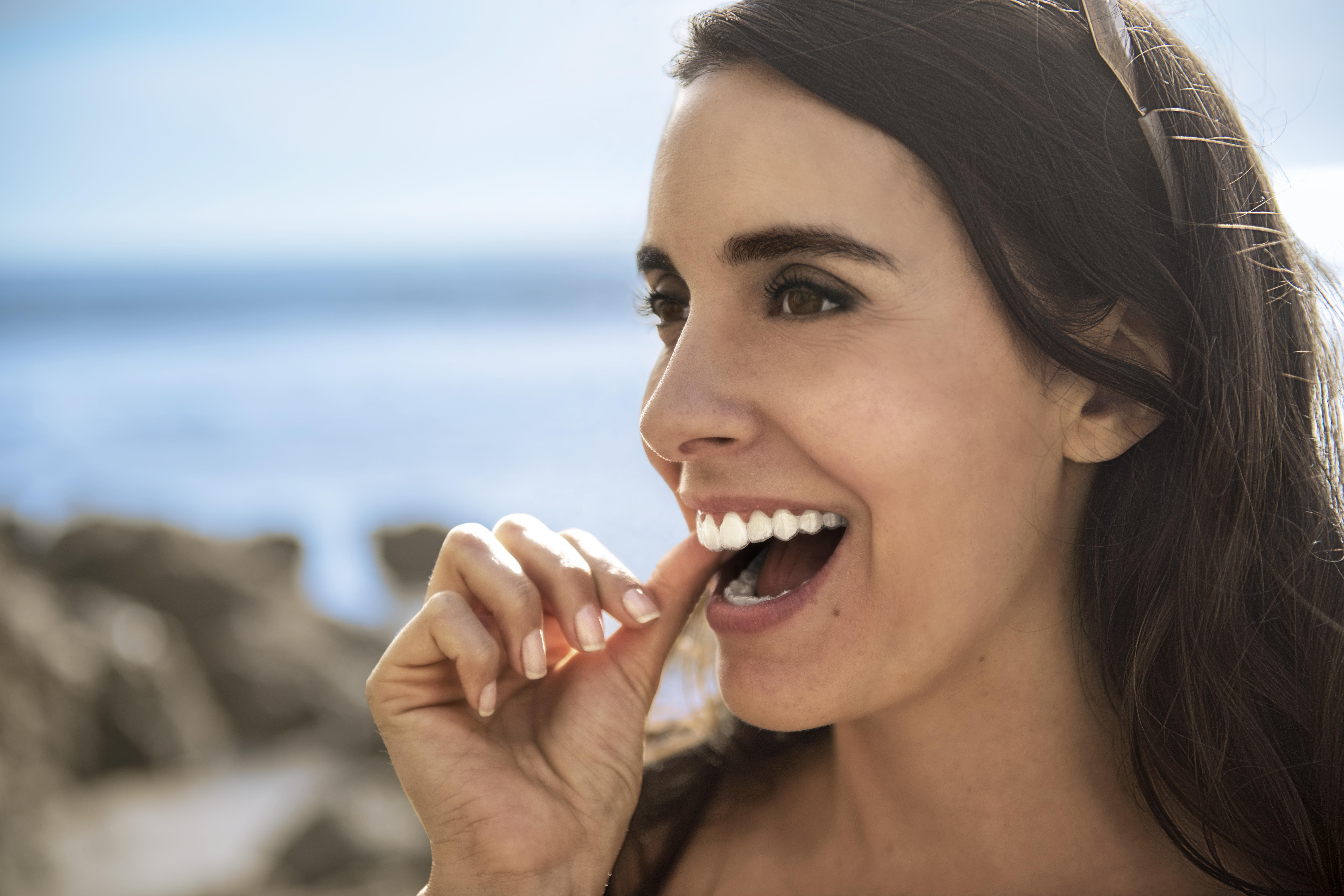 invisalign, ortodoncia estetica