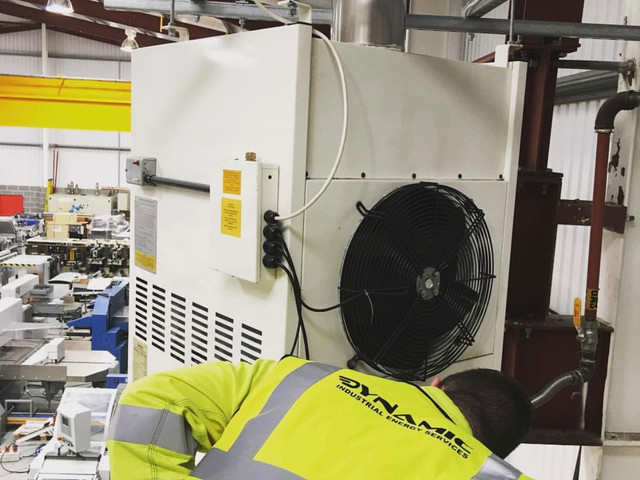 Dynamic Mechanical Services Ltd. | Wareh
