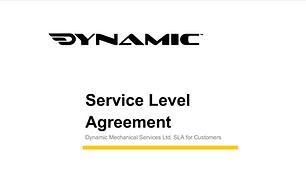 Dynamic Mechanical Services Ltd. _ Gener
