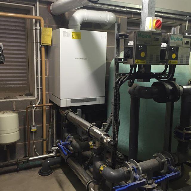 Combi boiler service and repair