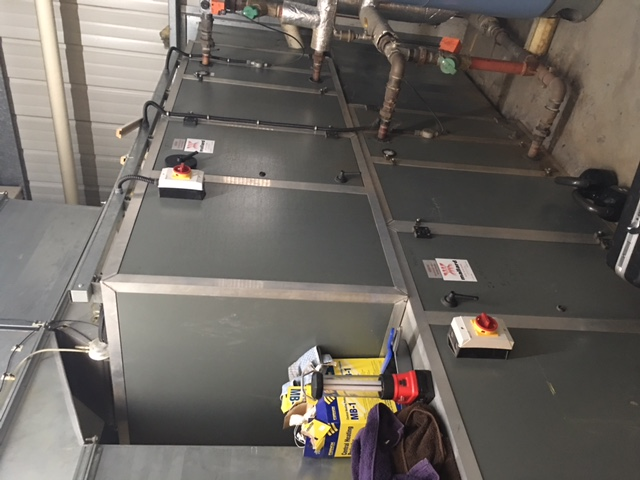 Air handling unit repair Wakefield