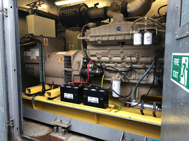 Dynamic Mechanical Services Ltd. | Cummins generator repair