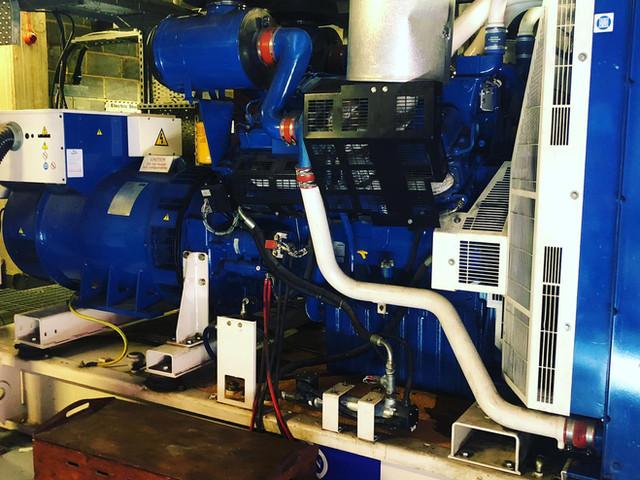 Dynamic Mechanical Services Ltd. | Generators Power