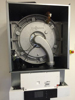 Viessmann Light commercial boiler