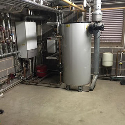 Lochinvar commercial water heater