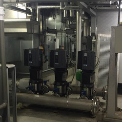 Pump repairs and plant room installs