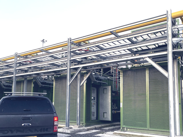 Dynamic Mechanical Services Ltd. STOR Po