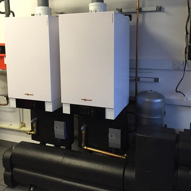 Viessmann boiler reapair and service