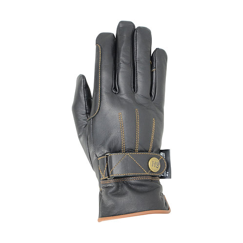Hy5 Thinsulate™ Leather Winter Riding Gloves