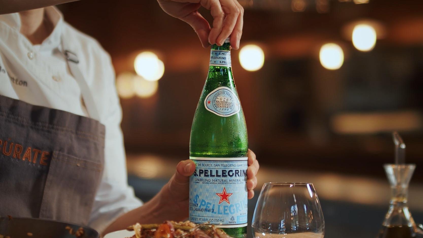 San Pellegrino | Chef Katie Button Makes Veggie Paella