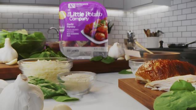 Little Potato Co. X Real Simple - Casserole