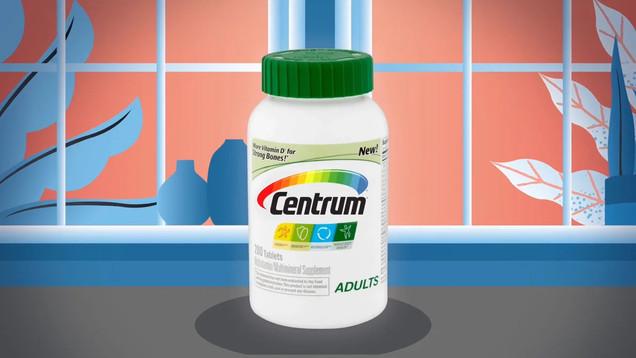 Centrum - Micro Wins to Live Healthier
