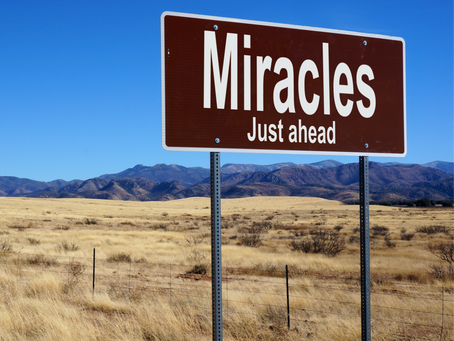 The Spirit of Expectancy: Miracles Are Still Happening