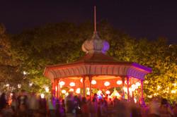 Lantern Festival at Albert Park, AKL