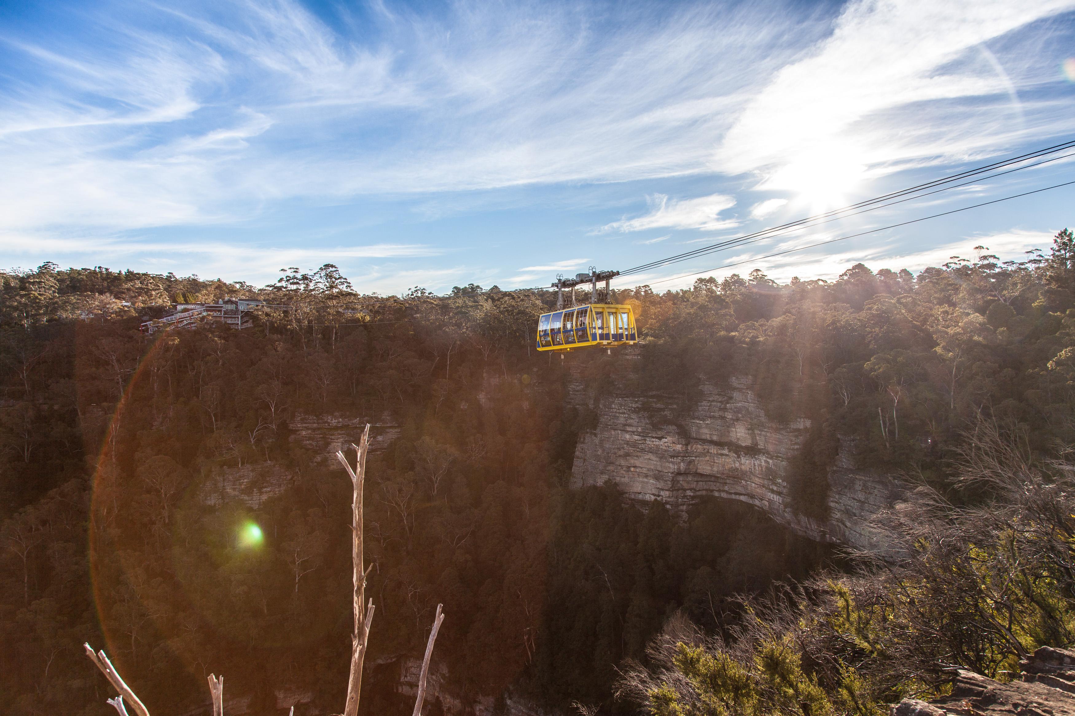 Blue Mountain, Sydney