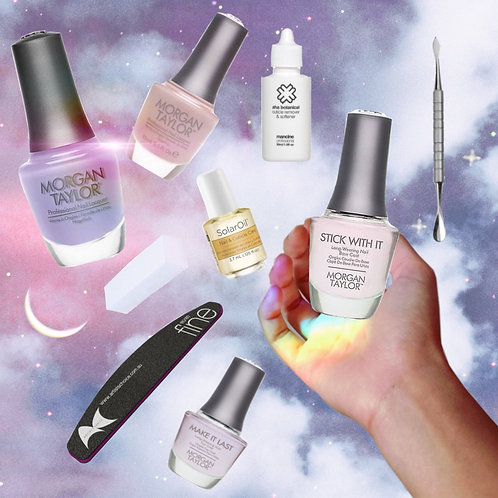 Colour Babe - Nail Care Set