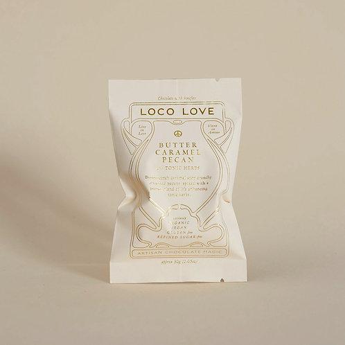 Loco Love Chocolate - Butter Caramel Pecan