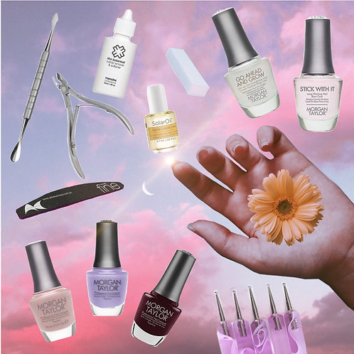 The Starter Artist - Nail Care Set
