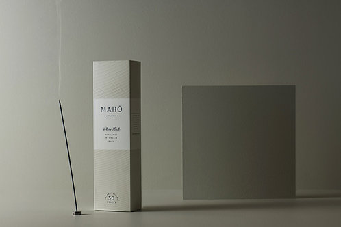 Maho Sensory Incense - White Musk