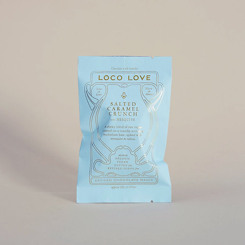Loco Love Chocolate - Salted Caramel Crunch