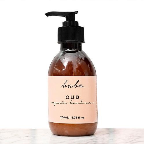 Babe - Oud Organic Hand + Body Wash