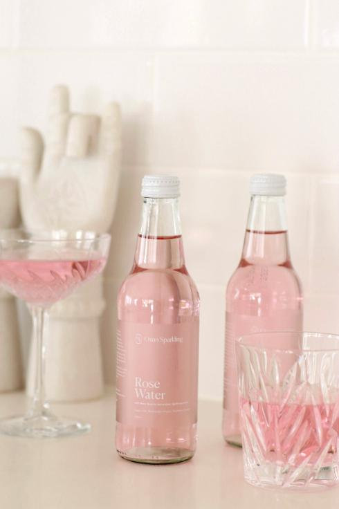 Osun Sparkling Rose Water
