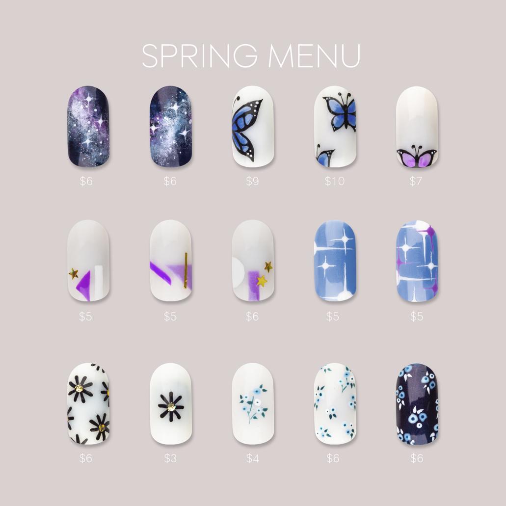 Spring Menu 2020 - v4