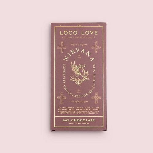 Loco Love - 66% Peruvian Cacao Block