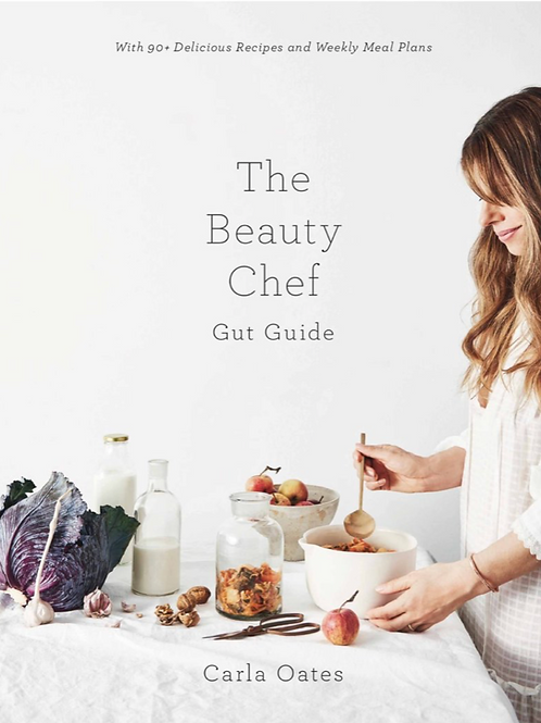 The Beauty Chef Gut Guide - Carla Oates