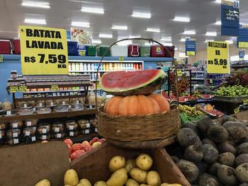O impacto da inflação no ramo alimentício em âmbito nacional e regional