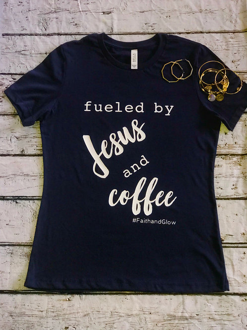 Fueled by Jesus
